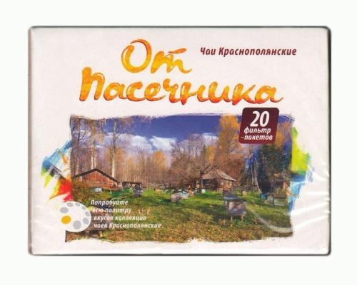 Фиточай травяной Краснополянский «От пасечника» 30 гр. ф/п (20*1,5гр)