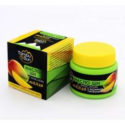 Масло ши с маслом манго «Tambusun» 50 мл.