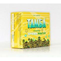 Грязевое арома-мыло «Чайное дерево-эвкалипт»