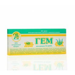 КРЕМ-КАРАНДАШ «ГЕМ» дозированный для интимной гигиены 10 шт. (Адонис)